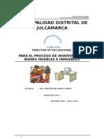 Directiva Inventario Muni Julcamarca 2011 Imprimir