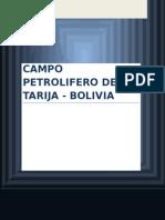CAMPO PETROLIFERO DE  TARIJA.docx