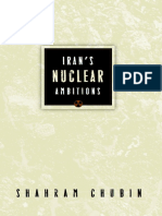 Iran's Nuclear Ambitions