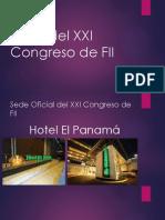 Sede Del XXI Congreso de FII - Ppt