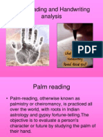 Palm Reading and Handwriting Expo