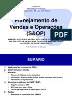 Planejamento de Vendas & Operação