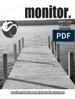 The Monitor Volume 16 Issue 1