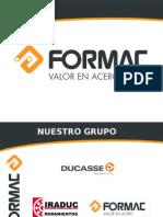 PresentacionCompleta_V6 Formac S.A.