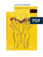 Revista Terapia Sexual 2012