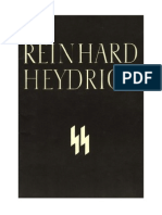 Reinhard Heydrich Special SS Memorial Volume English With Extended Photos