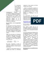 LEY DE LAS PROPORCIONES DEFINIDAS O CONSTANTES