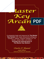 Master Key Arcana by Charles F. Haanel and others