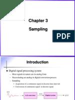 DSP Sampling
