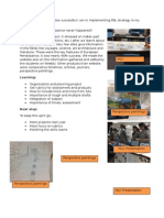 one pager- pbl