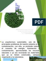 Arquitectura Sustentable ATI