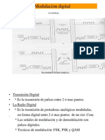 Modulacion - Digital