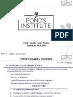 Ponds Institute GBT