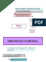 Mecanismos Efectores de la inmunidad
