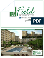 SM Sucat * Field Residences at PHP 1.6M