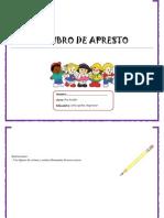 Cuadernillo de Apresto PK