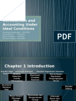Introduction and Accounting Under Ideal Conditions