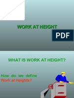 Work at Height Training