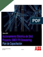 PIT Dewatering Capacitación ACS800