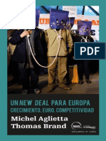 Un New Deal para Europa