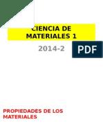 Ciencia de Materiales 1