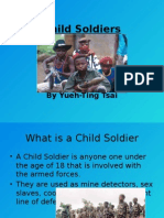 child soldier powerpoint