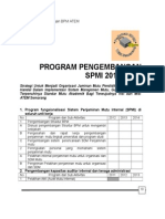 Program Pengembangan Bpm Atem