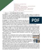 2013-2014 trvx recherches