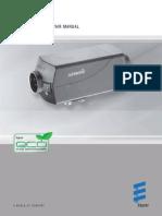 Airtronic D2-D4 Diagnostic Repair Manual 2013