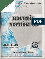 Academia Alfa - LIBRO