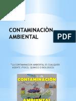 CONTAMINACIÒN AMBIENTAL