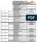 Karachi Board Intermediate Date Sheet 2015