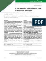 Hernia Umbilical Con Abordaje Transumbilical