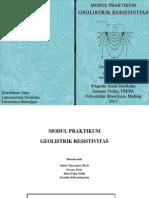 Modul Praktikum Geolistrik