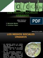 Medios Sociales Urbanos
