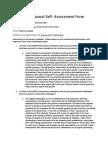 professional self assessment form (5) (1)
