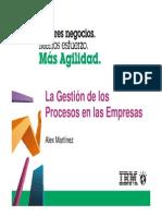 Presentacion BPM IBM