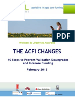 ACFI Changes eBook