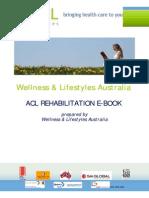ACL Rehabilitation eBook