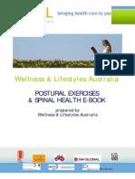 WL Postural Health EBook