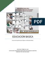 1 Guia de Estudio Examen de Oposicion de Plazas Docentes 1ra. Parte