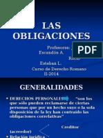 Ppt Capitulo VI Obligaciones