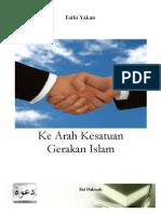 Fathi Yakan - Ke Arah Kesatuan Gerakan Islam