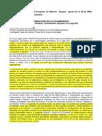 Genealogías de La Colombianidad