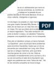 Resumen o Parafrasis de La Isla Del Tesoro