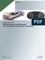 SSP 611 (Audi A3 '13 Électronique Embarquée Et Systèmes d'Aide à La Conduite) (1)