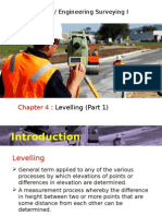 Land Surveying Chapter 2 Leveling p1