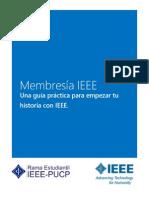 Manual de Membresias IEEE