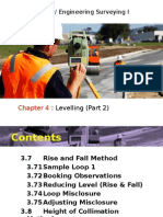 Land Surveying Chapter 2 Leveling p2