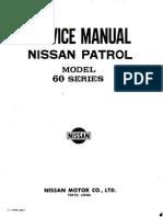 Nissan Patrol 60 Series